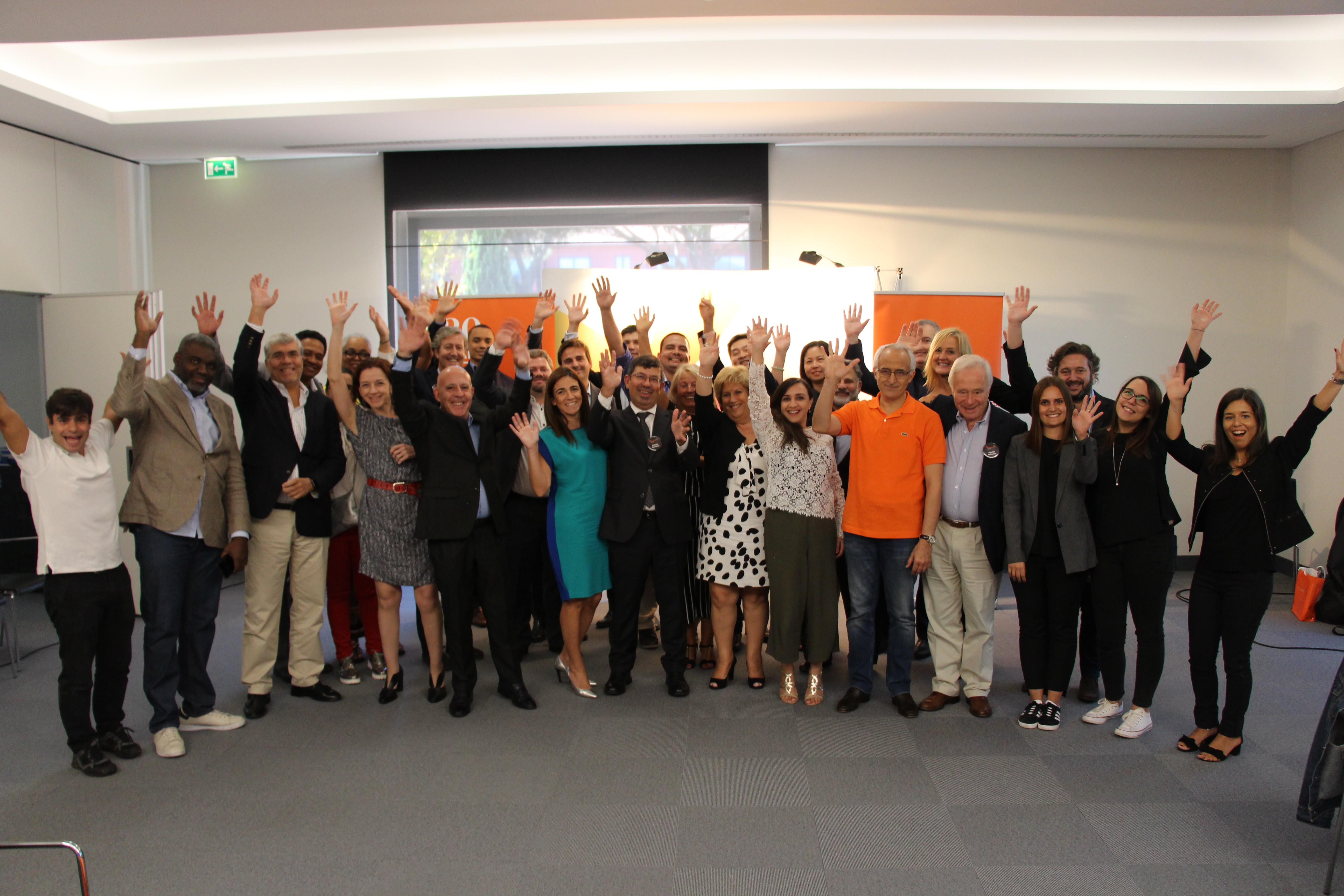 International Business Convention 2018 à Lisbonne