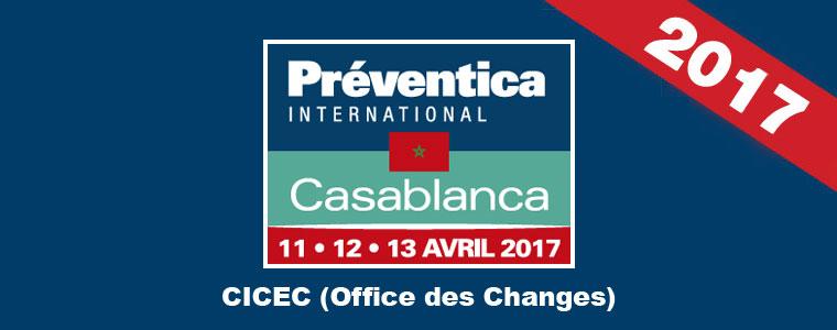 Participation au Salon International Préventica 2017