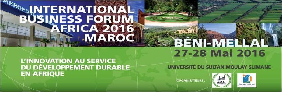 IBF Africa 2016