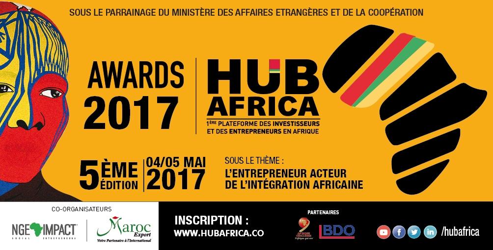Participation au Salon HUB AFRICA 2017